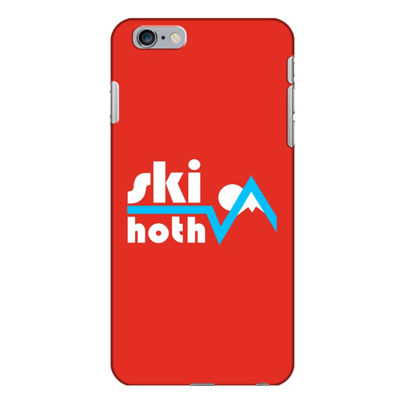 Ski Hoth Logo Iphone 6 Plus/6s Plus Case | Artistshot