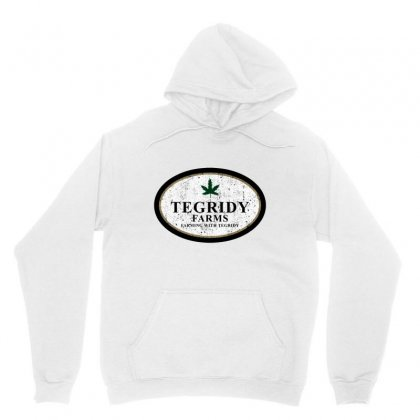 Farming With Tegridy Unisex Hoodie Designed By Jablay