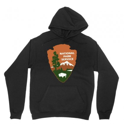 National Park Service Unisex Hoodie Designed By Jablay