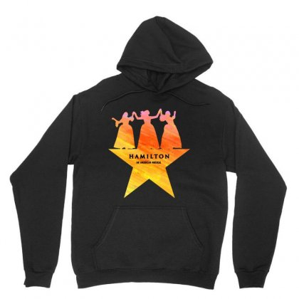 Hamilton An American Musical   Golden Unisex Hoodie Designed By Jablay