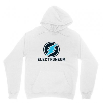 Professional Electroneum Unisex Hoodie Designed By Jablay