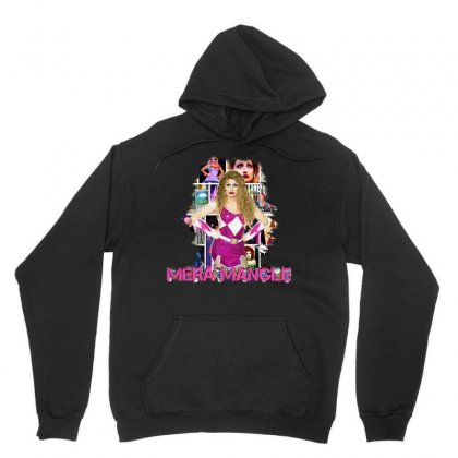 The  Mera Queen Mangle Unisex Hoodie Designed By Jablay