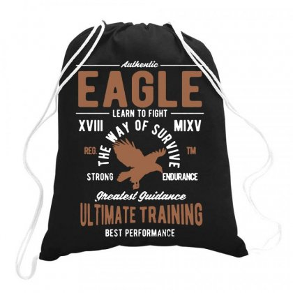 Authentic Eagle Drawstring Bags Designed By Jablay