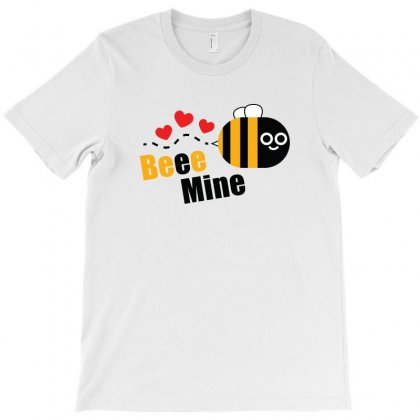 Be Mine T-shirt Designed By Meza Design