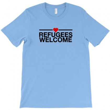 Hias My People Were Refugees Too T-shirt Designed By Bambangtriadmaja