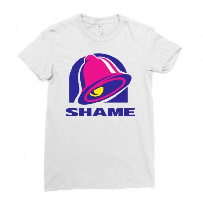 Shame Of Thrones Ladies Fitted T-shirt Designed By Dongdot Apparel