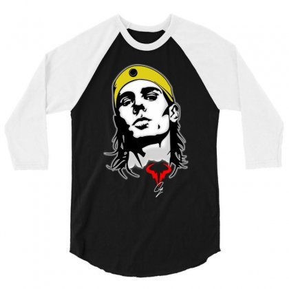Awesome Rafael Nadal The Legend 3/4 Sleeve Shirt Designed By Dongdot Apparel