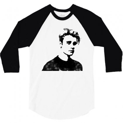 Justin Bieber 2019 Silhouette 3/4 Sleeve Shirt Designed By Dongdot Apparel