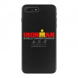 ironman triathlon world championship vintage iPhone 7 Plus Case | Artistshot