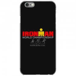 ironman triathlon world championship vintage iPhone 6/6s Case | Artistshot
