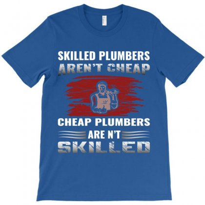 Skill Plumber Are Not Cheap T-shirt Design. T-shirt Designed By #t-shirt Designer Safiul Islam