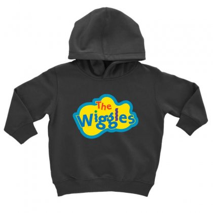 The Wiggles Toddler Hoodie Designed By Just4you