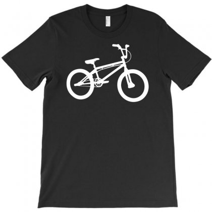 Bmx Bike T-shirt Designed By Erni