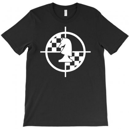 Checkmate Symbol T-shirt Designed By Erni