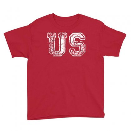 United States Of America Youth Tee Designed By Designisfun
