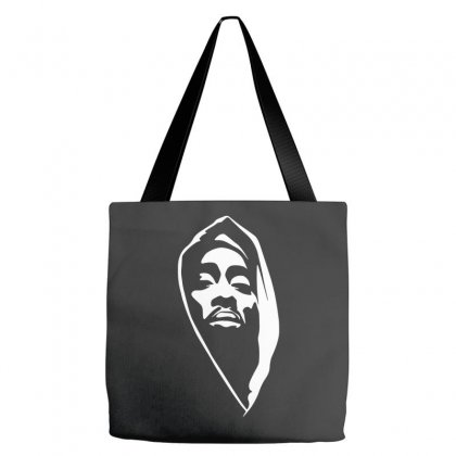 Tupac Tote Bags Designed By Erni