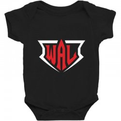 World Armwrestling League Baby Bodysuit | Artistshot