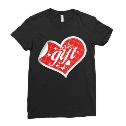 Gift Ladies Fitted T-shirt Designed By Estore