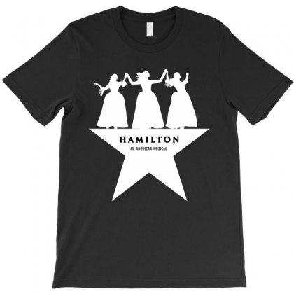 Hamilton An American Musical T-shirt Designed By Colorfull Art