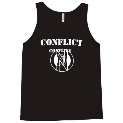 Conflict Tank Top Designed By Erni
