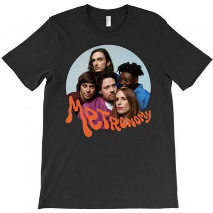 Metronomy T-shirt Designed By Nugrahadamanik