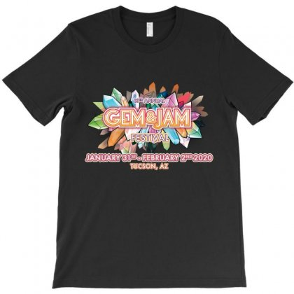 Gem And Jam Festival 2020 T-shirt Designed By Nugrahadamanik