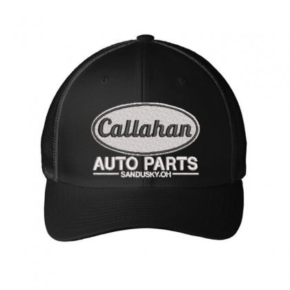 Callahan Embroidered Mesh Cap Designed By Madhatter