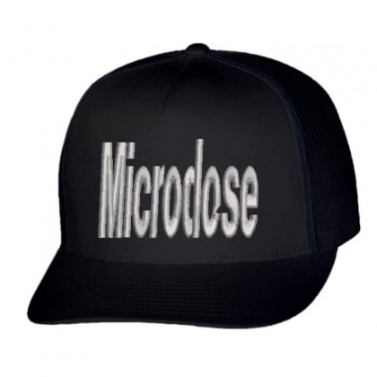 Microdose Trucker Cap Designed By Madhatter