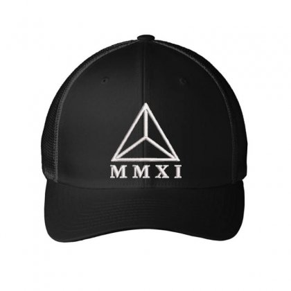 Mmxi Embroidered Mesh Cap Designed By Madhatter