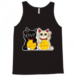 lucky rescue cats Tank Top | Artistshot