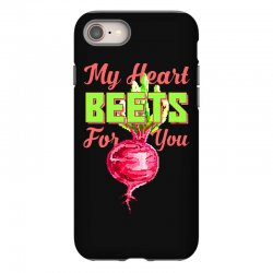 my heart beets for you food puns iPhone 8 Case | Artistshot