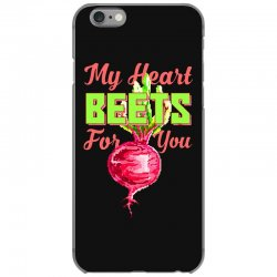 my heart beets for you food puns iPhone 6/6s Case | Artistshot