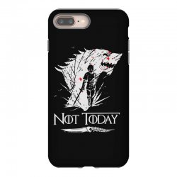 not today iPhone 8 Plus Case | Artistshot