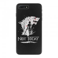 not today iPhone 7 Plus Case | Artistshot