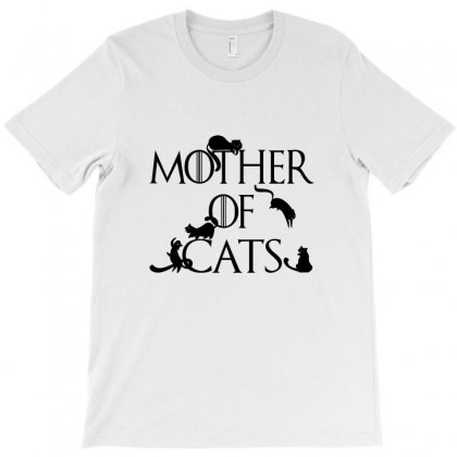 Cats T-shirt Designed By Willo