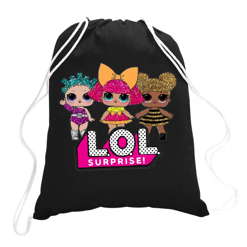 Cute Lol Drawstring Bags | Artistshot