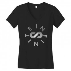 infinite lists army Women's V-Neck T-Shirt | Artistshot