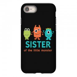sister monster iPhone 8 Case | Artistshot