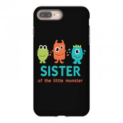 sister monster iPhone 8 Plus Case | Artistshot