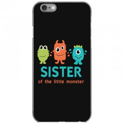sister monster iPhone 6/6s Case | Artistshot