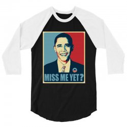 miss me yet 3/4 Sleeve Shirt | Artistshot