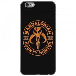 the mandalorian   bounty hunter faded iPhone 6/6s Case | Artistshot