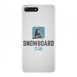 Snowboard iPhone 7 Plus Case | Artistshot