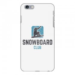 Snowboard iPhone 6 Plus/6s Plus Case | Artistshot