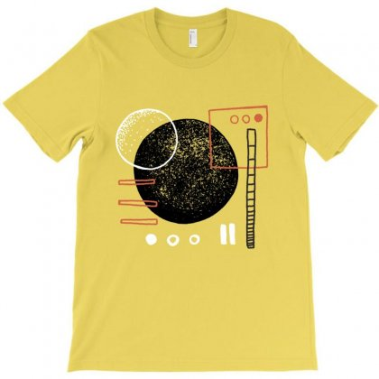 Cool Abstract Design T-shirt Designed By Komodo Dragon