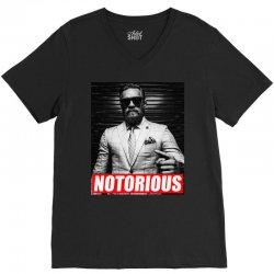 conor a notorious V-Neck Tee | Artistshot