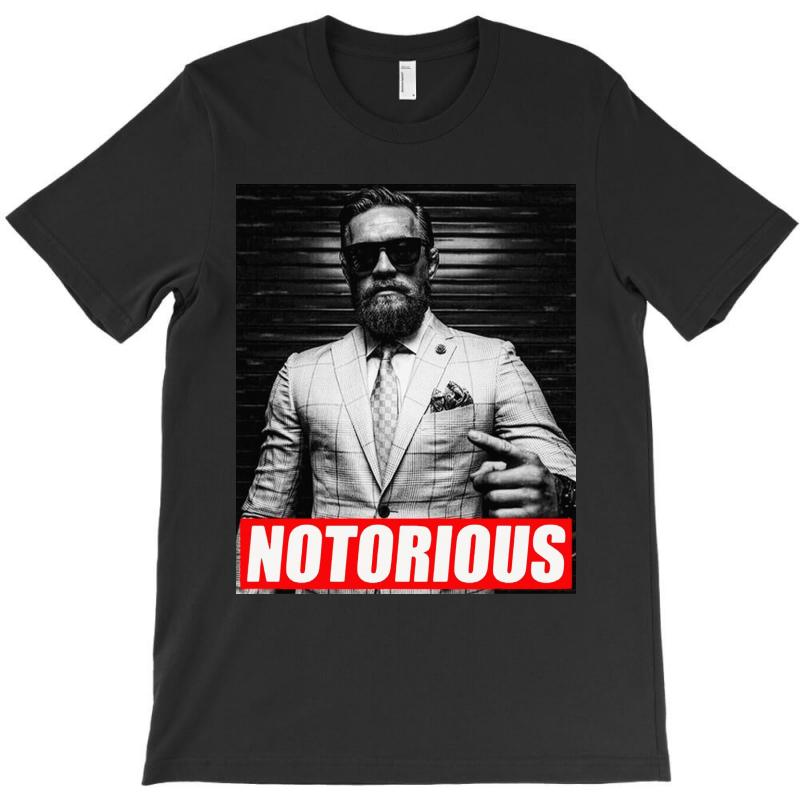 Conor A Notorious T-shirt | Artistshot