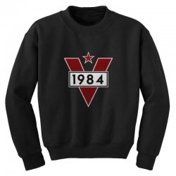 1984 Youth Sweatshirt | Artistshot