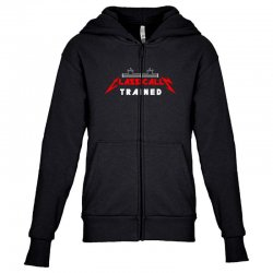 classically trained Youth Zipper Hoodie   Artistshot