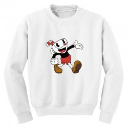 cuphead Youth Sweatshirt | Artistshot
